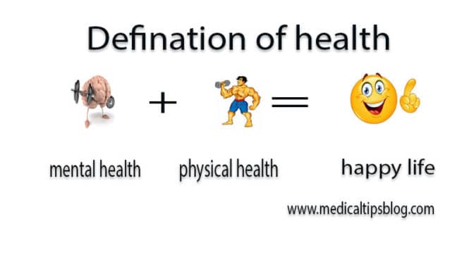 What is the definition of health?
