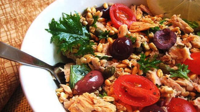 The delicious Mediterranean diet recipes