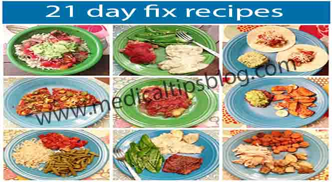 The healthful 21 day fix recipes 2017