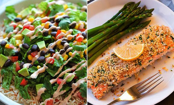 The short-cut easy healthy dinner recipes