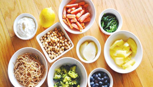 The healthful homemade baby food recipes