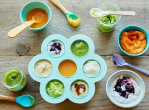 homemade baby food recipes