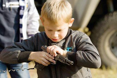 Gun Safety For Health